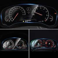 Del instrumento del coche Panel Protector de pantalla para BMW G05 G07 F25 F26 G30 G32 E90 F30 F10 E70 E71 F20 G11 G12 G20 G21 G01 G38 E84 F01 X3