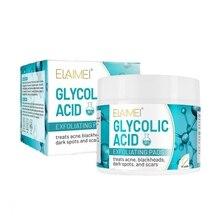 50 Pieces of Salicylic Acid Anti-Aging Oil Control Pores Refined Toner Mat Salicylate Cotton Medium And Peeling Mat