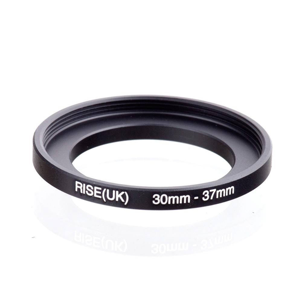 RISE(UK) 30mm-37mm 30-37 Mm 30 To 37 Step Up Filter Ring Adapter