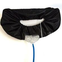Aire acondicionado para el hogar impermeable limpieza anti polvo cubierta de lavado para el hogar Herramientas de limpieza Material impermeable