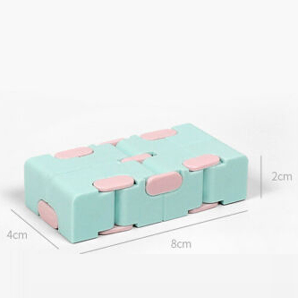 Toy Cube-Blocks Infinity-Cube Stress-Relief Finger EDC Anxiety for Children Best-Gift img4