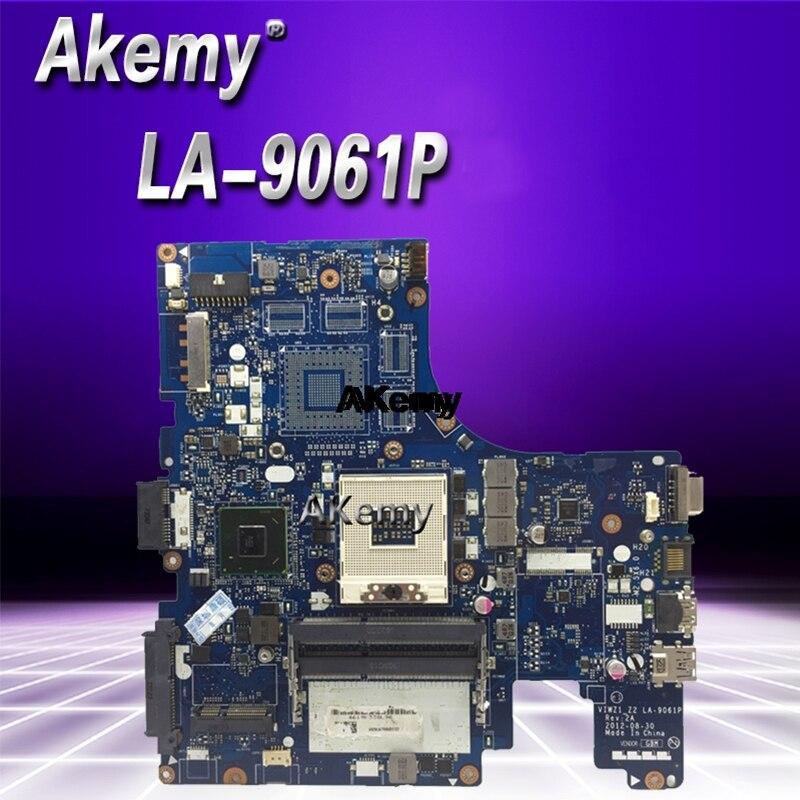 LA 9061P motherboard For Lenovo VIWZI Z2 LA 9061P Z400 laptop motherboard Z400 mainboard rev2A Test free shipping|Motherboards| |  - title=
