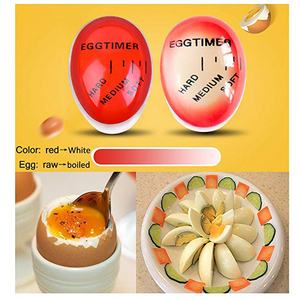 Image 5 - Kitchen Time Timer Perfect Egg Changing Color Eggtimer Resin Material Temperature Cooking Gadgets Accessories Household Tools