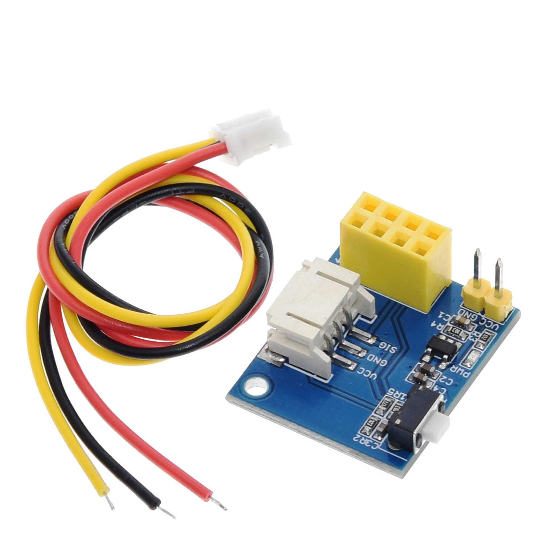 ESP8266 5V moduł przekaźnika WiFi DS18B20 DHT11 kontroler LED RGB rzeczy inteligentny dom zdalnego sterowania przełącznik telefon APP ESP-01S