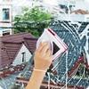 磁気ブラシ洗濯ためwindowsウィンドウウィザード磁気ウィンドウクリーナーダブルサイドグラスワイパークリーナー便利なシングル窓洗浄/クリーニング
