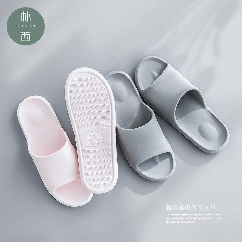 Men Shoes Summer Comfortable Massage Flip Flops Shoes Sandals Male Slipper Y9Y090A20