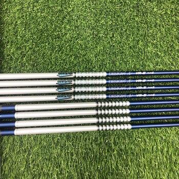 Nowe męskie Golf shaft Tour ADVR-6 VR-5 Golf wood shaft 6 sztuk/partia Golf driver shaft R S flex 0.335 lub 0.350 rozmiar końcówki grafitowy wał