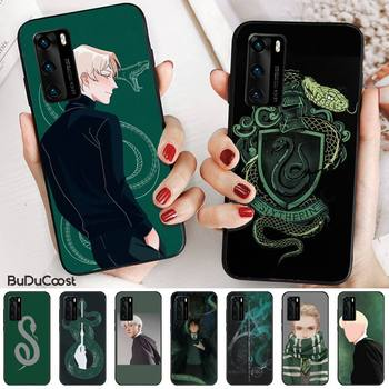 Draco Malfoy Phone Case For Huawei P20 P30 P20Pro P20Lite P30Lite Psmart P10 P40 Pro image