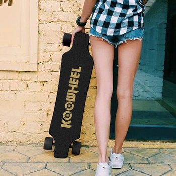 Koowheel 4 wheels Electric Skateboard 5000mAh Longboard Dual-drive E-Skateboard 42km/h high-Speed Patinete Electrico Adults image