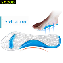 1Pair Foot Massage Care Non-Slip Sandals Pads Silicone Gel High Heel Shoes Support Pads Arch Cushion Insole,Women Insoles 1 2 pairs of high heeled shoes cushion non slip silicone embellished invisible insole with heel socks