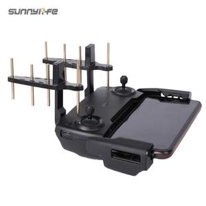 Image 4 - Sunnylife 2Pcs Yagi Antenna 2.4Ghz Drone Remote Controller Antenna Signal Booster for Mavic Mini/Mavic 2/Phantom 4 Pro/EVO II