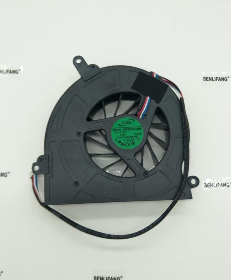 Original For ADDA AB8505HX-SBB DC5V 0.42A AIO Machine T330 Cpu Fan Server Laptop Cooling Fan