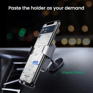 Image 2 - Ugreen Telefoon Houder Voor Mobiele Telefoon In De Auto Voor Iphone Xr Auto Cellulaire Ondersteuning Dashboard Houder Stand Smartphone Zwaartekracht Houder