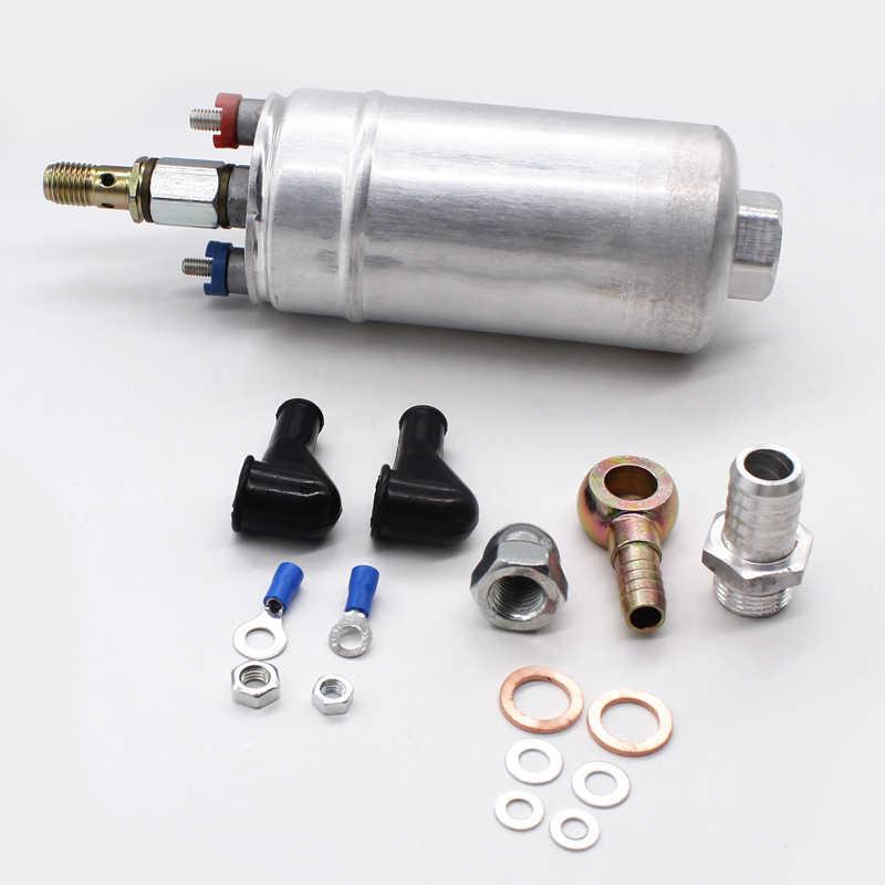 E85 высокого давления 330lph высокая производительность топливный насос внешнее использование Замена топливный насос для BMW AUDI BENZ тюнинг гонки 0580 254 044
