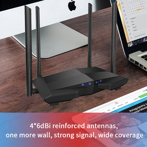 Image 5 - GC10 Wifi Repeater AC1200M Wireless WiFi Router with 2.4Ghz/5.0Ghz High Gain Antenna Home Coverage Dual Band ,Easy Setup