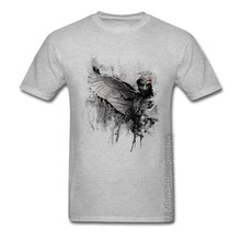 Na zamówienie z fabryki topy T Shirt Sanctus Diavolos obraz drukowany Dwaing mężczyzna letnia koszulka koszula Homme najlepszy prezent dla przyjaciela zespół Tees