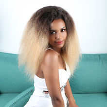 Парик toocci курчавые прямые парики 13x4 180% плотность афро