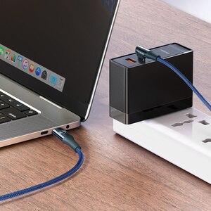 Image 5 - Cavo USB Mcdodo 100W PD da tipo C a tipo C 5A per Samsung S10 S9 Huawei Switch Macbook Notebook cavo dati caricatore magnetico USB
