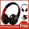NDJU Wireless Headphones Bluetooth Earphone Bluetooth Headset Foldable Adjustable Handsfree Headset with MIC for mobile phone review