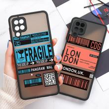 Do Samsung A71 A51 przypadku silikonowe etykiety Samsung A51 A52 A72 A12 A70 A21 A21S A32 A42 A50 A30 A20s A31 telefon zderzak Galaxy A10s tanie tanio Vanveet CN (pochodzenie) Bumper Phone cover For Samsung A51 A52 A72 A12 A70 A21 A21S A32 A42 A50 A30 Zwykły W stylu rysunkowym