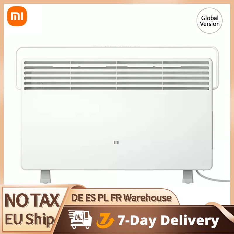 Xiaomi Mijia 2200W Electric Heater S Smart Heater 220V Handy Heater Fast Convector Winter Warmer Fireplace Warming Fan for Home