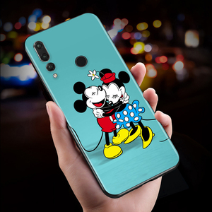 Image 5 - Silicone Cover Disney Cute Mickey Mouse For Huawei Honor 9 X 9N 8S 8C 8X 8 A V9 7S 7A 7C Pro lite Prime Play 3E Phone Case