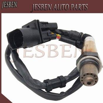 0258007057 17014 Lambda Oxygen Sensor LSU 4.2 5-Wire Wideband For A4 A8 Quattro TT Touareg Passat Golf Beetle 1.8L 2.0L 02-07