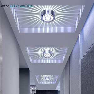 Led Downlight Ceiling-Lamp Surface-Mounted Recessed-Spot Modern for Corridor-Bar KTV
