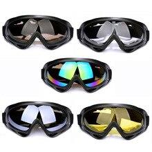 X400 тактические страйкбольные очки для спорта на открытом воздухе солнцезащитные очки для мужчин сноуборд Скейт Лыжный мотоцикл Велоспорт ветрозащитные защитные очки