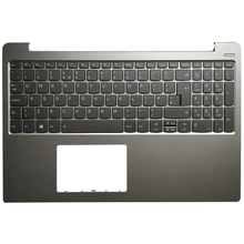 Nieuwe Uk Laptop Toetsenbord Voor Lenovo Ideapad 330S-15 330S-15ARR 330S-15IKB 330S-15ISK 7000-15 Met Palmrest Cover Backlight