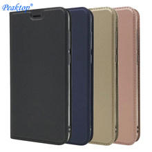 Роскошный Магнитный кожаный чехол-книжка с бумажником для Huawei P9 P10 Plus P20 Lite Pro Mate 9 10 20 Lite Pro Y5 Y6 Y9 2018, чехол-накладка