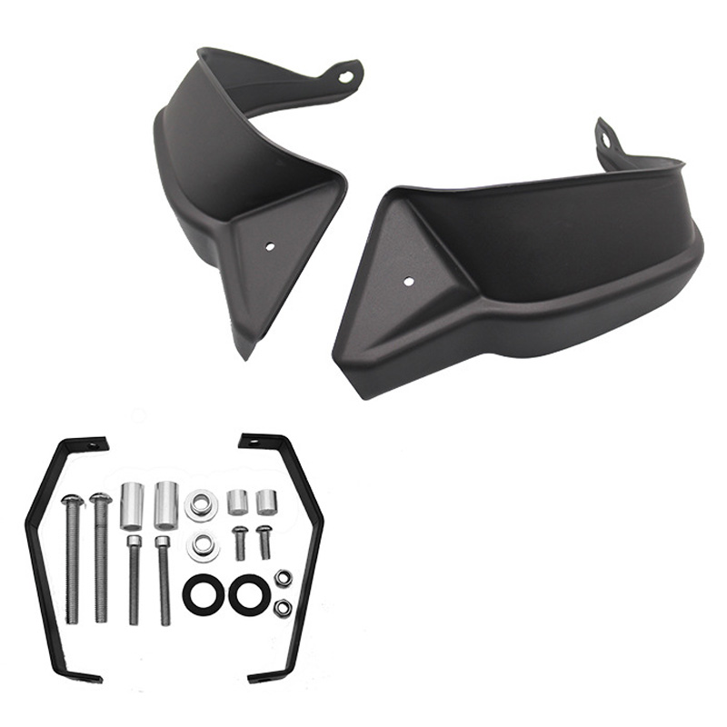 NEW-Motorcycle Handle Bar Hand Brush Guard Handguard Protector for Suzuki <font><b>V</b></font>-<font><b>Strom</b></font> <font><b>DL</b></font> 650 <font><b>1000</b></font> DL1000 2014-2016 DL650 2011-2017 2 image