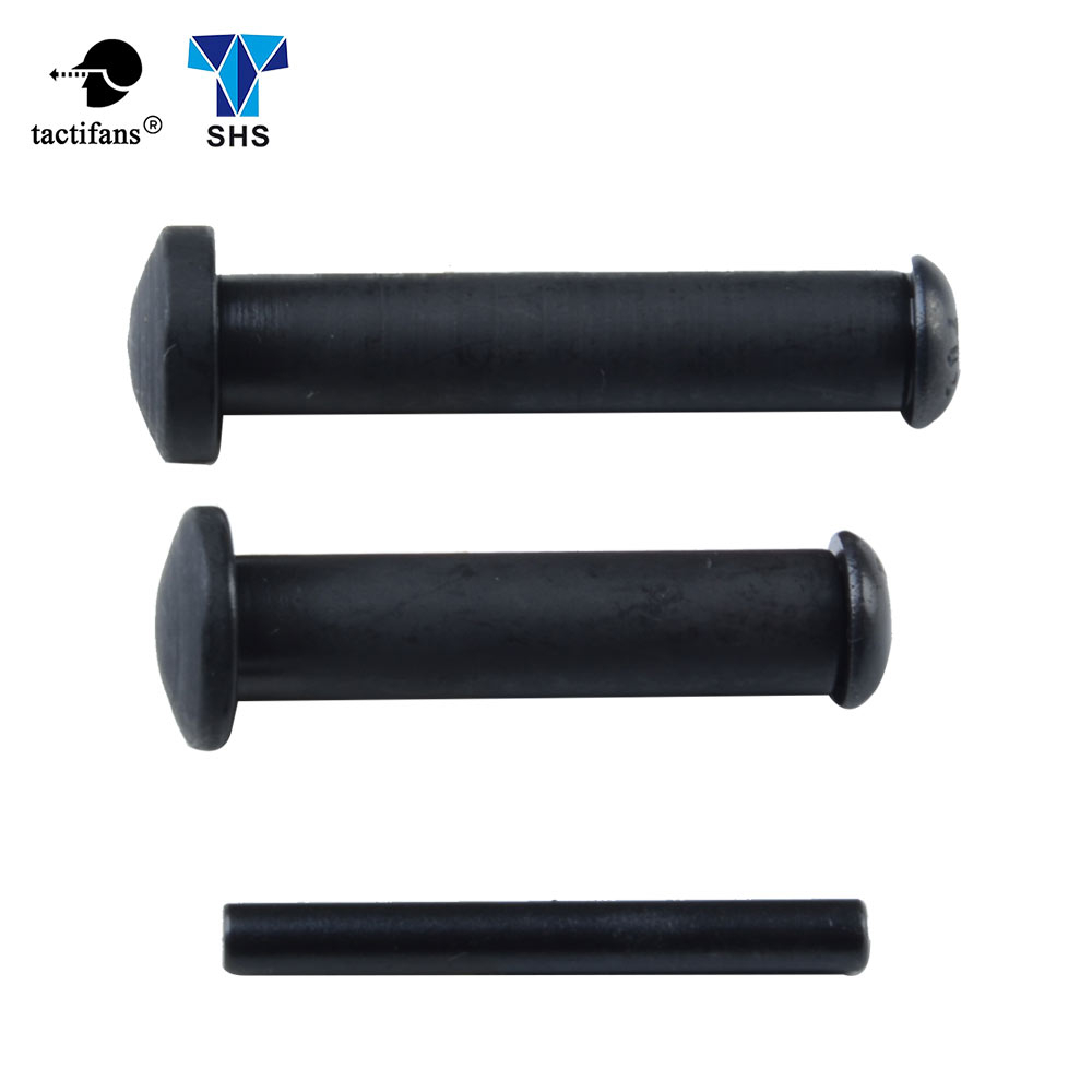Tactifans Enhance Body Lock Pin Set For M4/M16 Series AEG Airsoft Hunting Army Paintball Game Accessories