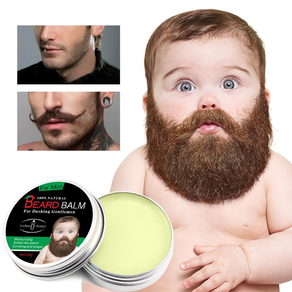 BellyLady Natural Beard Balm Beard Conditioner Professional for Beard Growth Organic Mustache Wax for Beard Smooth Styling image