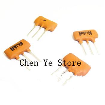Darmowa wysyłka100pcs Neworiginal BP87108M wysokiej częstotliwości filtr pasmowy Taozhen P 87-108 trzy ceramiczne kryształ używany w radiu tanie i dobre opinie CN (pochodzenie) Przez otwór