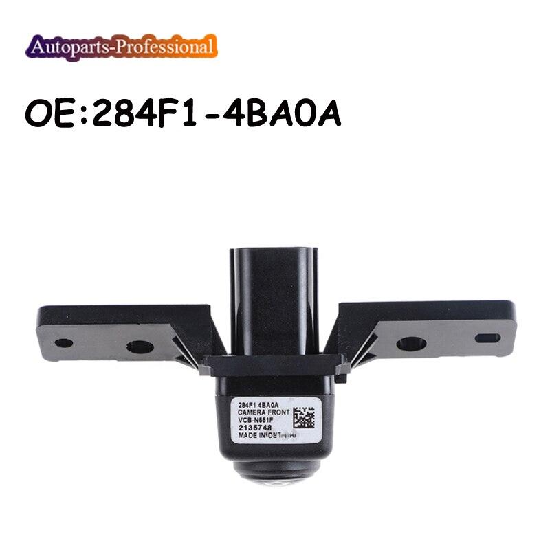 New Front Camera Reverse Backup Camera 284F1-4BA0A 284F14BA0A 284F1 4BA0A For Nissan Car Accessories