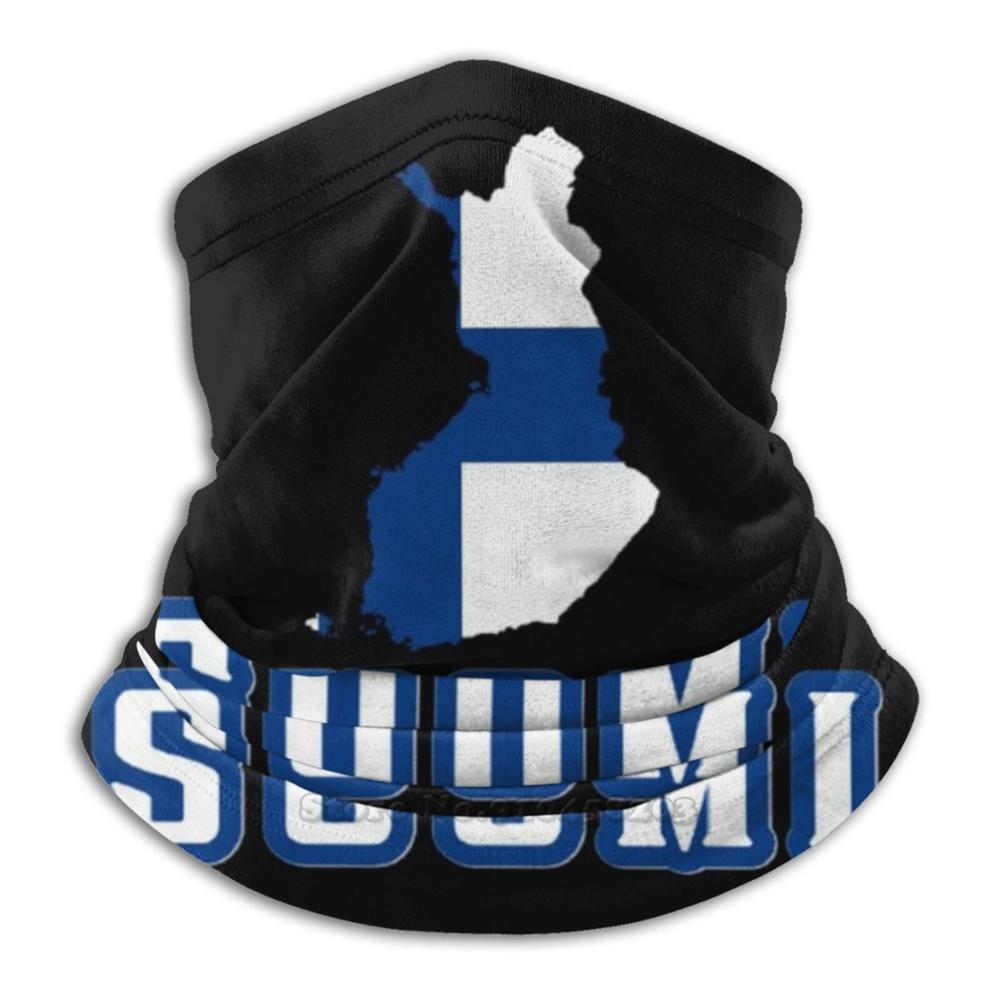 Бандана Suomi Finland шарф с флагом, повязка на голову для улицы, скалолазания, маска для лица, финский Финский язык, Европейский Флаг, Швеция, Европа