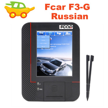 Fcar F3-G (F3-W + F3-D) Scanner Russian Version For Gasoline Cars and Heavy Duty Trucks Update Online