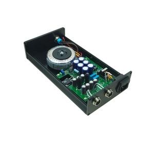 Image 5 - 50W DC 12V 3.5A ליניארי כוח אספקת מתח רגולטור נמוך רעש שדרוג PSU עבור אודיו אפשרות: DC 5V 9V 15V 18V 19V 22V 24V