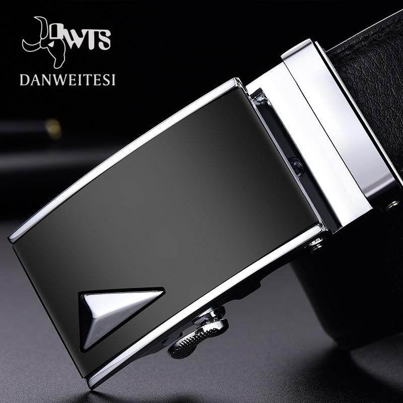 [DWTS] Men Belt Leather Belt Men Luxury Belts For Men Automatic Buckle Kids Designer Designer Belts Cinturon Hombre