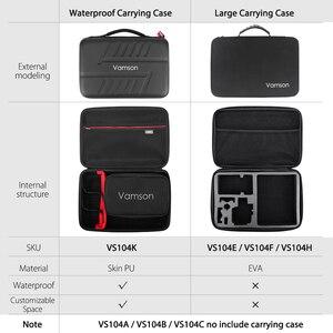 Image 3 - Vamson for Go pro Accessories Kit Monopod For Gopro Hero 7 6 5 4 3 For Xiaomi yi for SJCAM EKEN H9R Mijia VS104