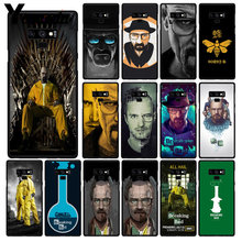 Yinuoda Breaking Bad Chemistry Walter เคสโทรศัพท์สำหรับ Samsung Galaxy A50 Note7 5 9 8 Note10 Pro J5 J6 Prime j610 J6Plus J7 DUO(China)