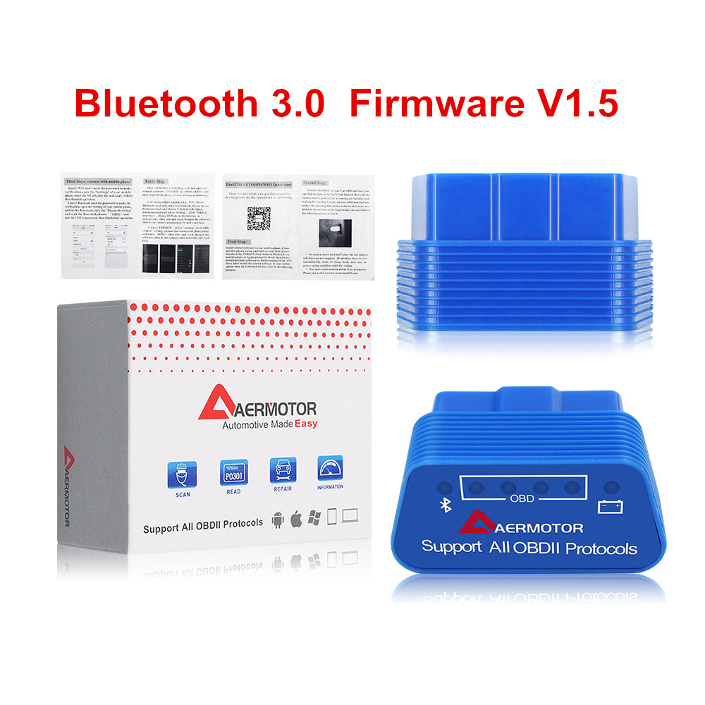 Bluetooth 3.0 ELM327