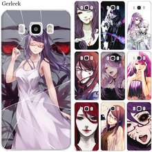 Handy Fall Tpu Für Samsung A70 A50 A60 A40 A30 A20 A10 A5 A6 A7 A8 A9 Abdeckung Kamishiro rize Tokyo Ghoul Shell(China)