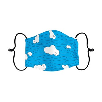 1 Pcs Cotton Cute PM2.5 Mouth Mask Anti Haze Dust Mask Nose Filter Windproof Face Muffle Bacteria Flu Fabric Cloth Respirator