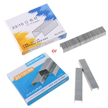 1000Pcs/Box Heavy Duty 23/10 Metal Staples For Stapler Office School Supplies Stationery