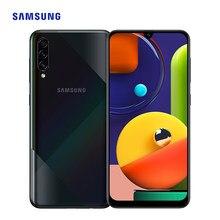 Samsung galaxy a50s telefone móvel 6gb 128gb 6.4