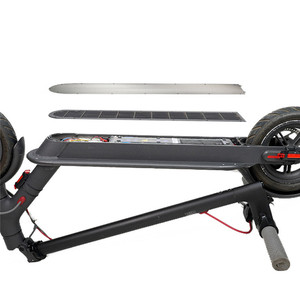 Image 3 - מגן כיסוי שריון מארז Ninebot מקס G30 חכם חשמלי קטנוע סוללה מגן כיסוי