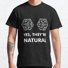 D20 Да они натуральный 2021 летние 3D печатных футболка мужская повседневная футболка клоун короткий рукав Забавные футболки