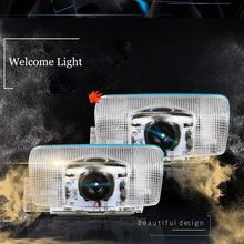 1-10Pair Car Door Logo Light For INFINITI CIR Projector Welcome Fit EX35 F50 FX35 FX37 G37 QX80 QX70 QX60 Q50 Q60 Q70